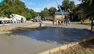 concrete repair company